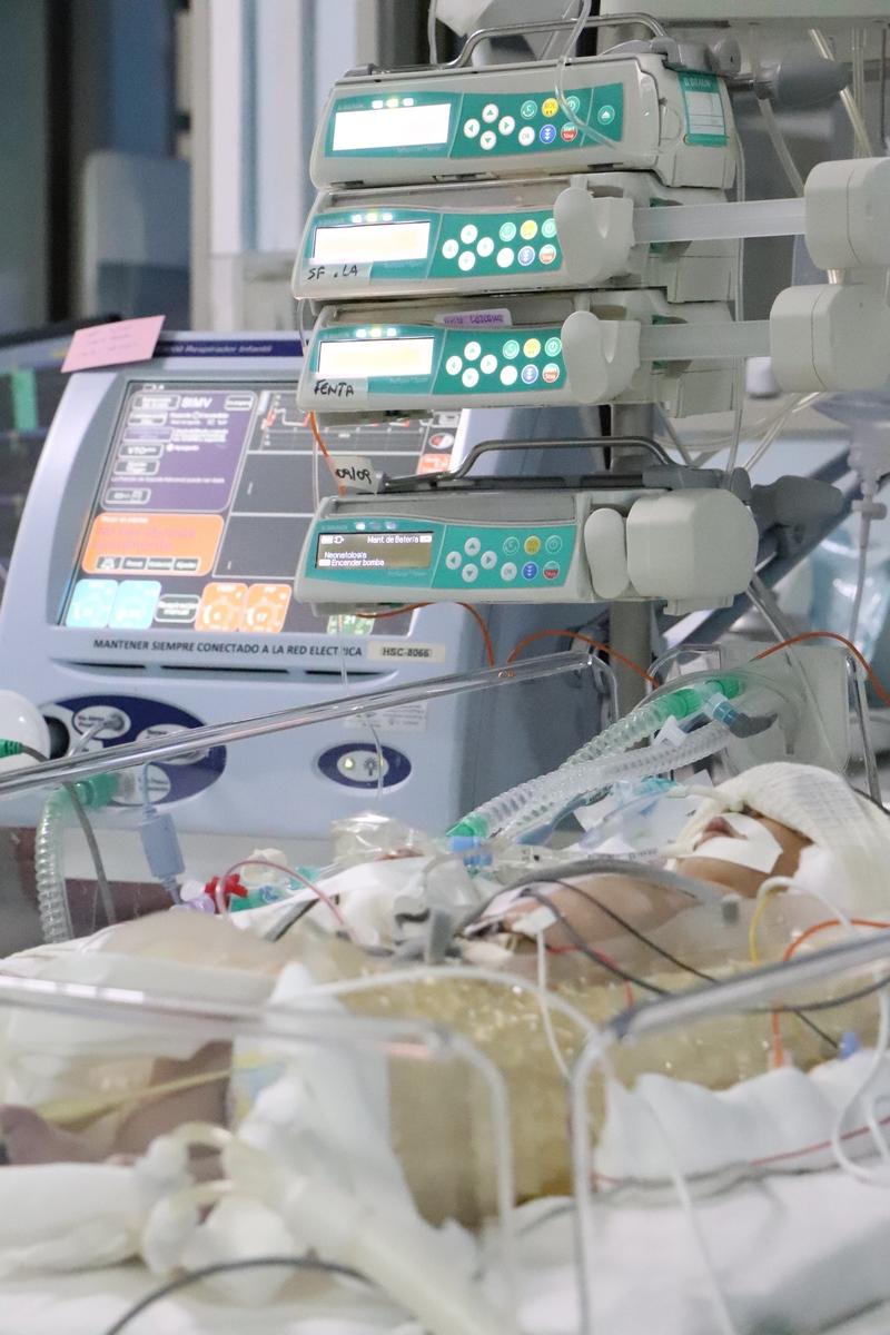 San Camilo incorpora moderno método de hipotermia para tratar asfixia cerebral en recién nacidos